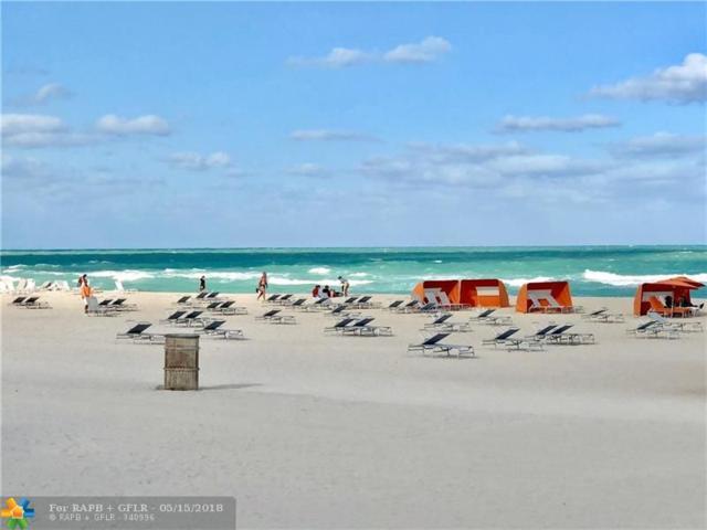 1446 Ocean Dr #29, Miami Beach, FL 33139 (MLS #F10117408) :: Green Realty Properties