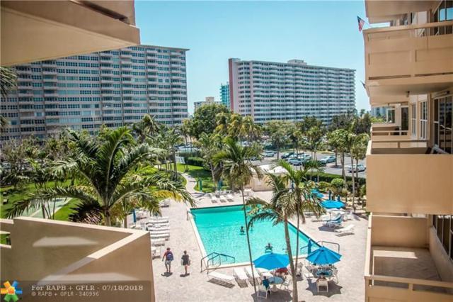 3300 NE 36th St #419, Fort Lauderdale, FL 33308 (MLS #F10117754) :: Green Realty Properties