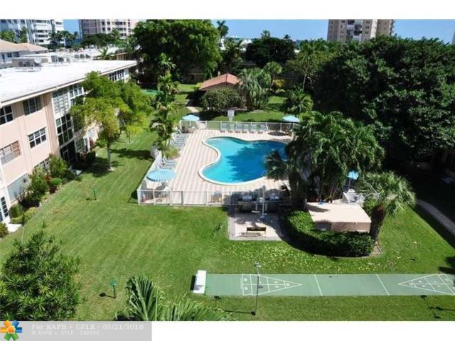 1481 S Ocean Blvd 110E, Lauderdale By The Sea, FL 33062 (MLS #F10118025) :: Green Realty Properties