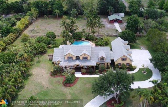 10960 SW 48th St, Cooper City, FL 33328 (MLS #F10118051) :: Green Realty Properties