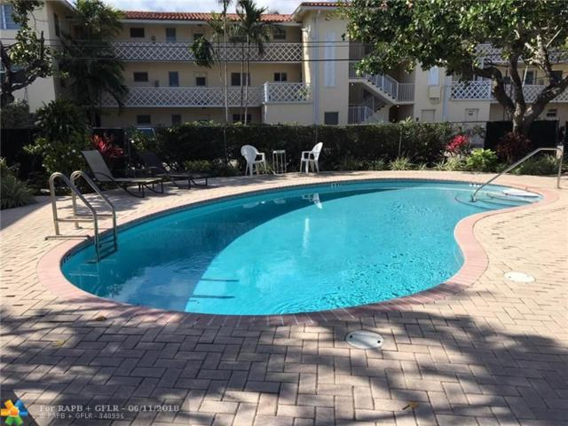 2829 NE 30th St #206, Fort Lauderdale, FL 33306 (MLS #F10118068) :: Green Realty Properties