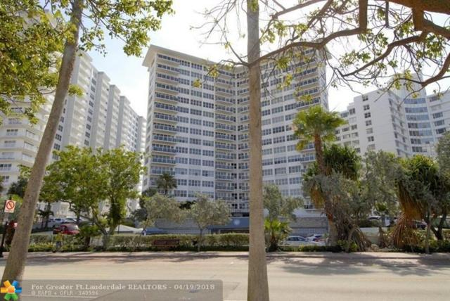 3700 Galt Ocean Dr #910, Fort Lauderdale, FL 33308 (MLS #F10118553) :: Castelli Real Estate Services