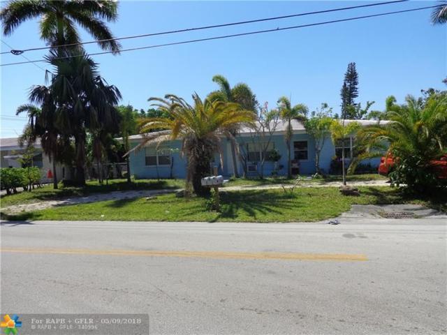 2300 NE 18th St, Pompano Beach, FL 33062 (MLS #F10118579) :: Green Realty Properties