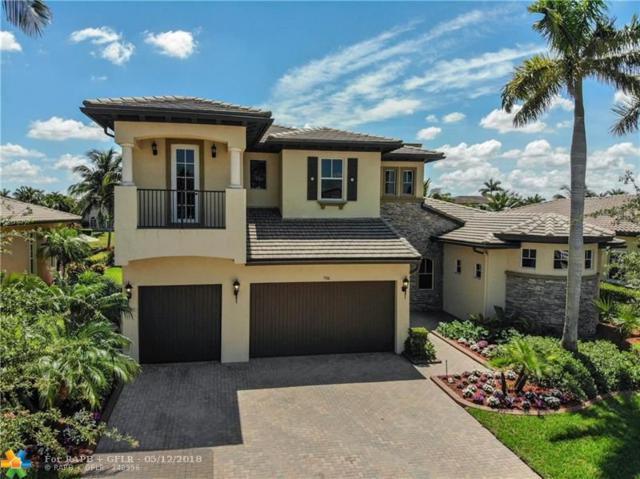 7306 NW 123  Avenue, Parkland, FL 33076 (MLS #F10118768) :: Green Realty Properties