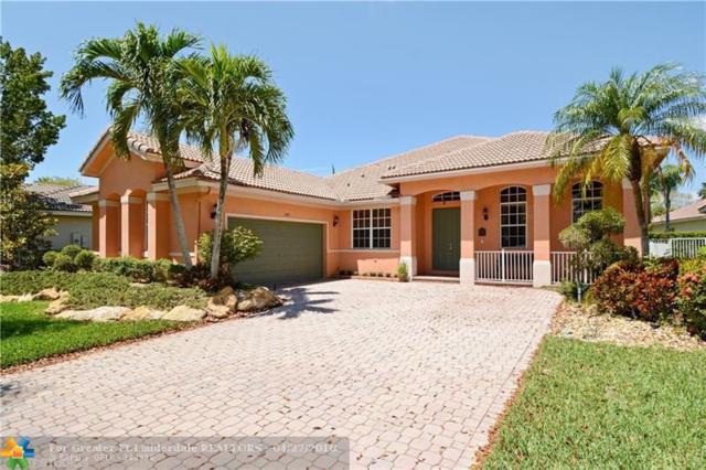 1169 Peregrine Way, Weston, FL 33327 (MLS #F10119731) :: Green Realty Properties