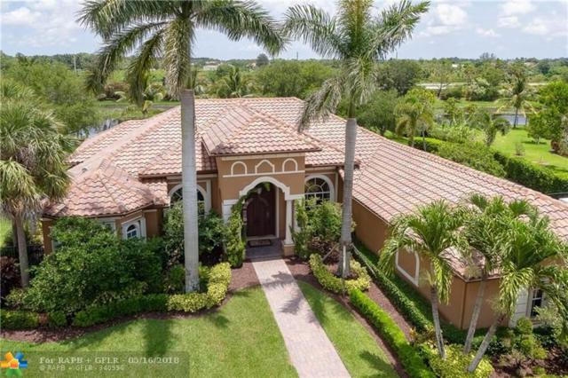 4096 E Winners Cir, Davie, FL 33330 (MLS #F10119794) :: Green Realty Properties