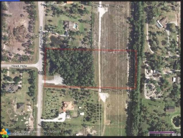 5114 Homeland Rd, Lake Worth, FL 33449 (MLS #F10119803) :: Berkshire Hathaway HomeServices EWM Realty