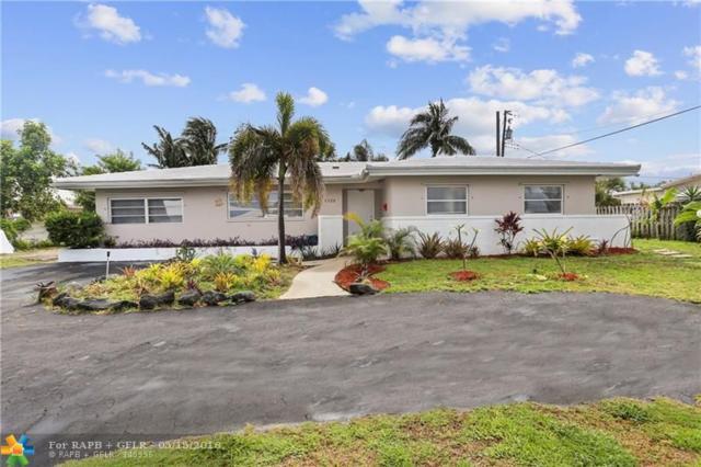 1320 NE 27th Ave, Pompano Beach, FL 33062 (MLS #F10119971) :: Green Realty Properties