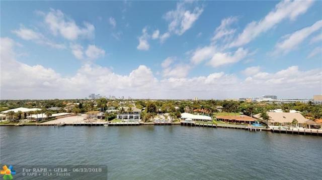 615 Bayshore Dr #602, Fort Lauderdale, FL 33304 (MLS #F10120257) :: Green Realty Properties