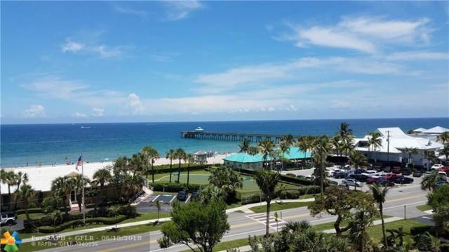 333 NE 21st Ave #716, Deerfield Beach, FL 33441 (MLS #F10120543) :: Green Realty Properties