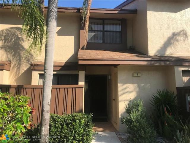 3952 Cocoplum Cir E, Coconut Creek, FL 33063 (MLS #F10120858) :: Green Realty Properties