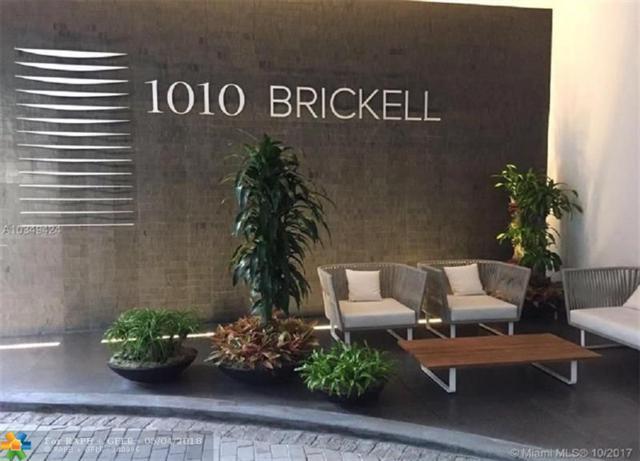 1010 Brickell Ave #2407, Miami, FL 33131 (MLS #F10121010) :: Green Realty Properties