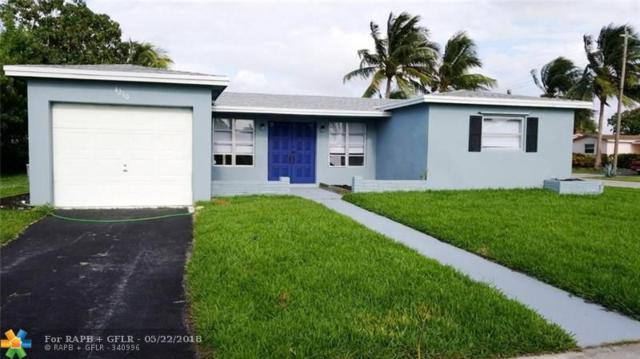 4210 NW 36th Ave, Lauderdale Lakes, FL 33309 (MLS #F10121102) :: Green Realty Properties