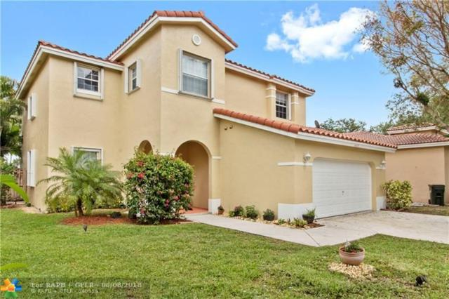 4410 NW 45th Ter, Coconut Creek, FL 33073 (MLS #F10121252) :: Green Realty Properties