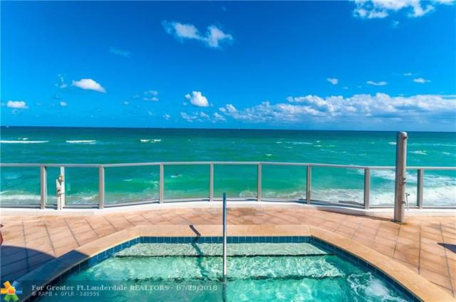 3101 S Ocean Dr #3007, Hollywood, FL 33019 (MLS #F10121674) :: Green Realty Properties
