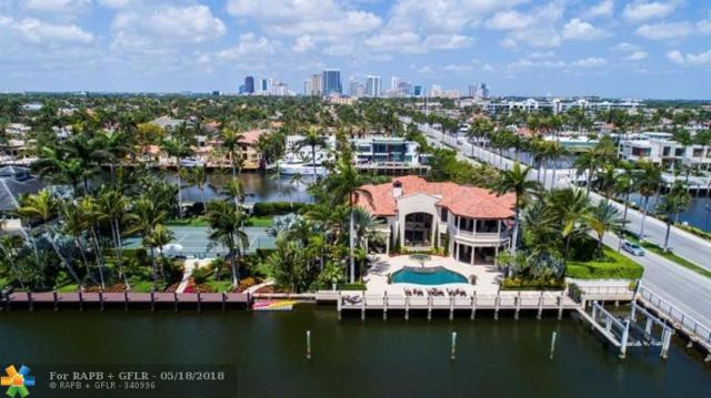 300 Isle Of Palms Dr, Fort Lauderdale, FL 33301 (MLS #F10121969) :: Green Realty Properties