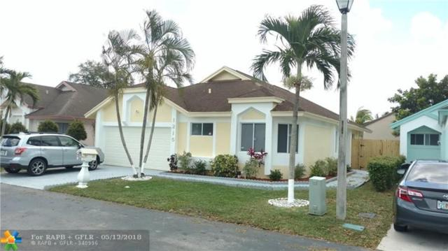 1215 Scioto Rd, North Lauderdale, FL 33068 (MLS #F10121984) :: Green Realty Properties