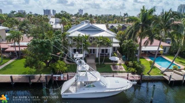 717 Solar Isle Dr, Fort Lauderdale, FL 33301 (MLS #F10122400) :: Green Realty Properties