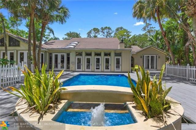 5460 Godfrey Rd, Parkland, FL 33067 (MLS #F10122477) :: Green Realty Properties