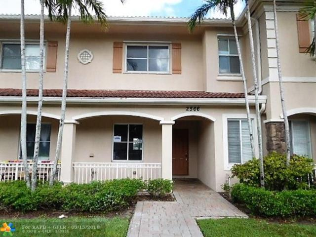 2566 SW 82nd Ave 27-104, Miramar, FL 33025 (MLS #F10122651) :: Green Realty Properties