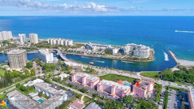 1099 S Ocean Blvd #405, Boca Raton, FL 33432 (MLS #F10122991) :: Green Realty Properties