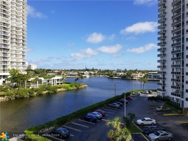 20505 E Country Club Dr #533, Aventura, FL 33180 (MLS #F10123166) :: Green Realty Properties