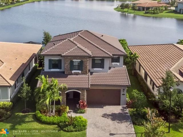 11545 Carrington Ave, Parkland, FL 33076 (MLS #F10123201) :: Green Realty Properties