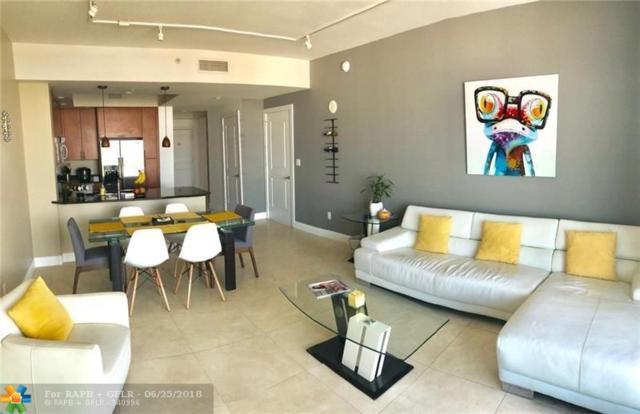 315 NE 3rd Ave #1008, Fort Lauderdale, FL 33301 (MLS #F10123359) :: Green Realty Properties