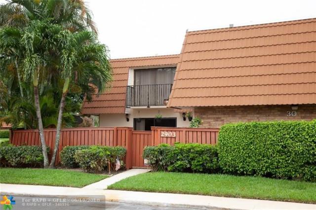 2903 Waterford Dr #2903, Deerfield Beach, FL 33442 (MLS #F10123423) :: Green Realty Properties