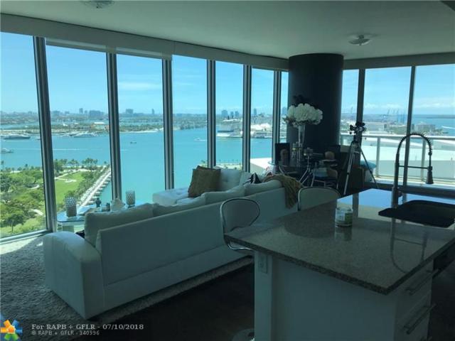 888 Biscayne Blvd #2108, Miami, FL 33132 (MLS #F10123656) :: Green Realty Properties