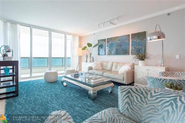 101 S Ft. Lauderdale Beach Blvd. #1105, Fort Lauderdale, FL 33316 (MLS #F10123683) :: Green Realty Properties