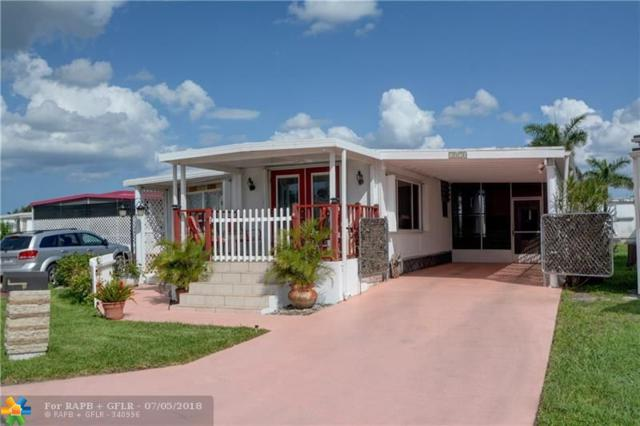 8570 SW 22nd St, Davie, FL 33324 (MLS #F10123704) :: Green Realty Properties