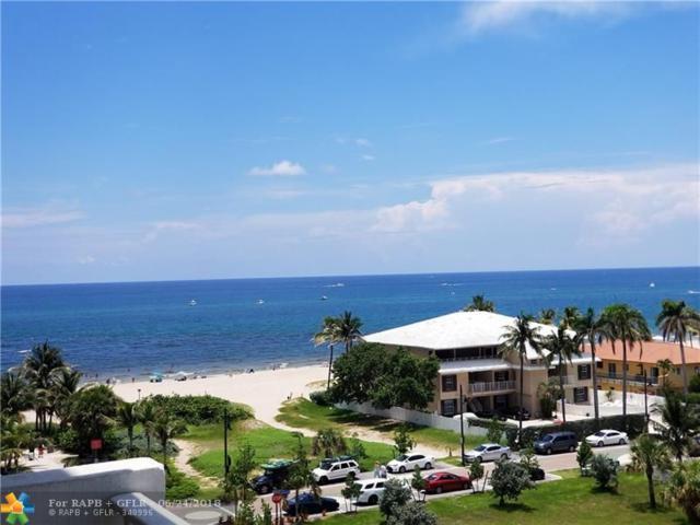 111 Briny Ave #714, Pompano Beach, FL 33062 (MLS #F10123794) :: Green Realty Properties