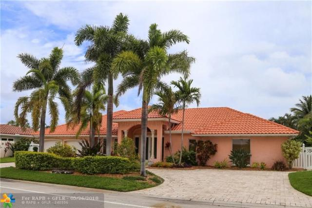 5710 Bayview Dr, Fort Lauderdale, FL 33308 (MLS #F10123831) :: Green Realty Properties