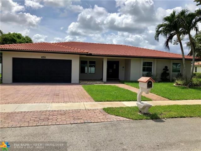 450 Bonaventure Blvd, Weston, FL 33326 (MLS #F10123948) :: Green Realty Properties