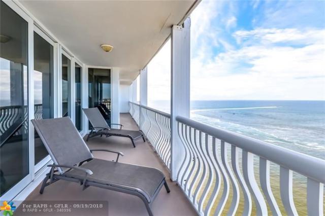 2200 S Ocean Ln #2102, Fort Lauderdale, FL 33316 (MLS #F10124640) :: Green Realty Properties