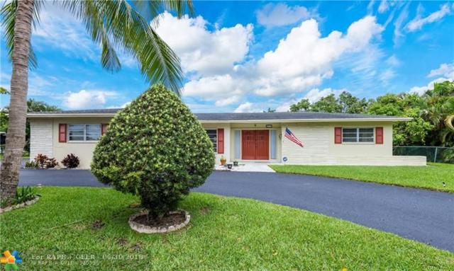 551 SW 54th Ave, Plantation, FL 33317 (MLS #F10124681) :: Green Realty Properties