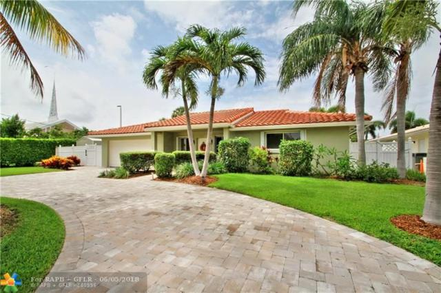 2641 NE 23rd Ct, Pompano Beach, FL 33062 (MLS #F10125493) :: Green Realty Properties