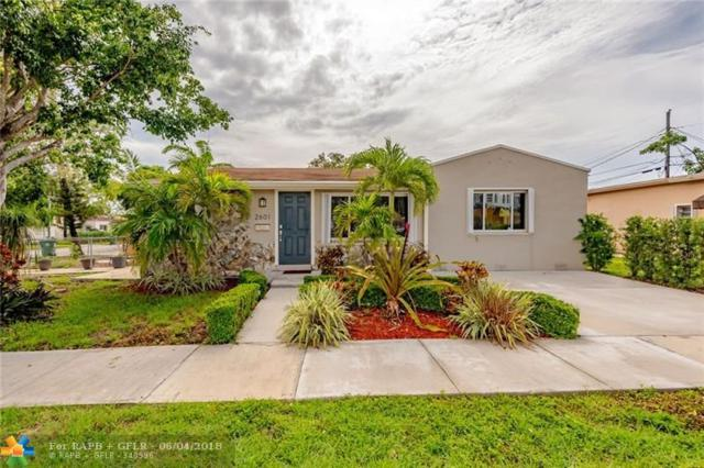 2601 SW 24th Ave, Miami, FL 33133 (MLS #F10125525) :: Green Realty Properties