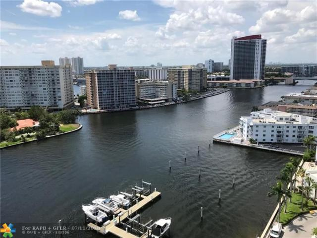 1965 S Ocean Dr 16N, Hallandale, FL 33009 (MLS #F10125659) :: Green Realty Properties
