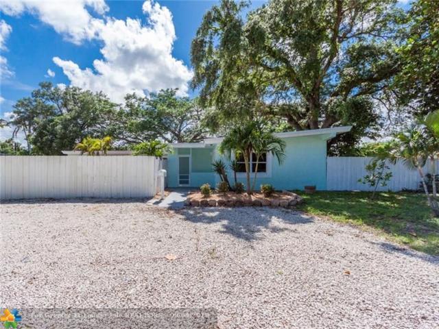 1617 SW 30th Ter, Fort Lauderdale, FL 33312 (MLS #F10125791) :: Green Realty Properties