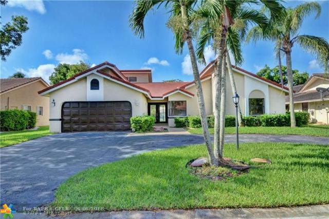 9044 NW 52nd Ct, Coral Springs, FL 33067 (MLS #F10125831) :: Green Realty Properties