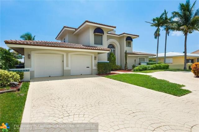 3800 NE 25th Ave, Lighthouse Point, FL 33064 (MLS #F10125905) :: Green Realty Properties