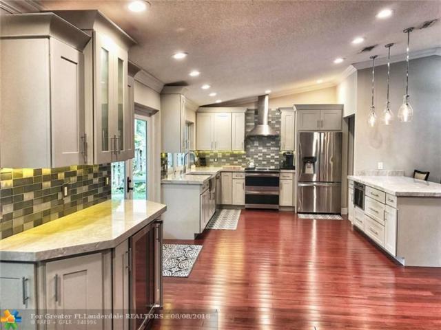 9511 NW 11th St, Plantation, FL 33322 (MLS #F10125944) :: Green Realty Properties