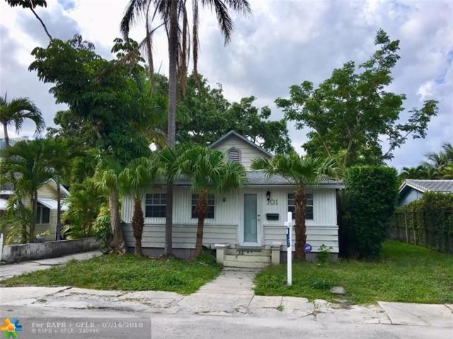 701 SE 6th Ct, Fort Lauderdale, FL 33301 (MLS #F10126128) :: Green Realty Properties