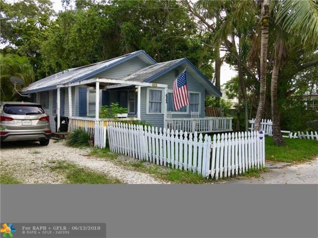 622 SE 6th Ct, Fort Lauderdale, FL 33301 (MLS #F10126135) :: Green Realty Properties