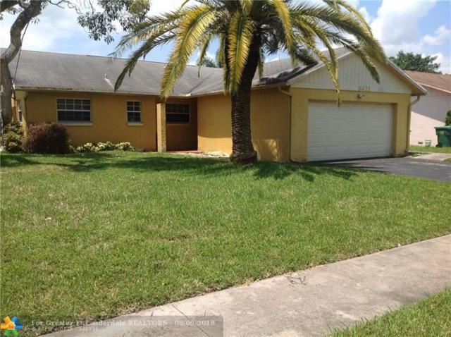8421 NW 47TH PL, Lauderhill, FL 33351 (MLS #F10126138) :: Green Realty Properties