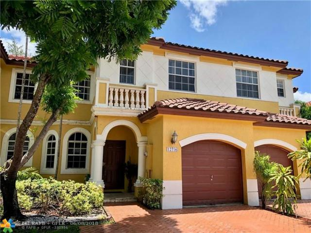 12716 SW 50 ST #12716, Miramar, FL 33027 (MLS #F10126169) :: Green Realty Properties