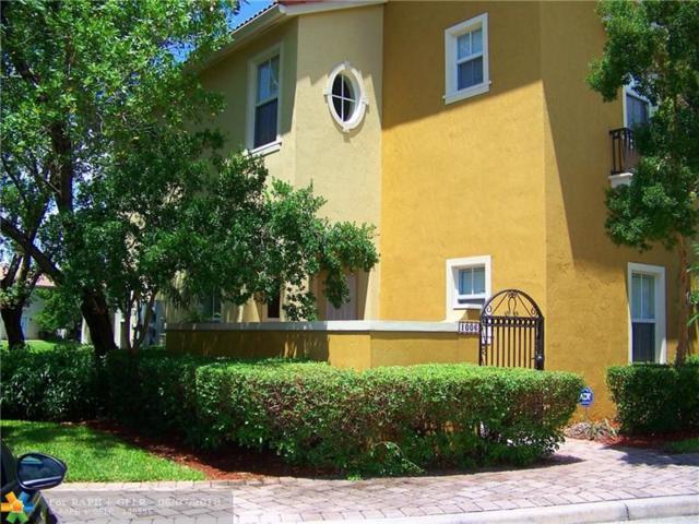 2851 W Prospect Rd #1006, Tamarac, FL 33309 (MLS #F10126215) :: Green Realty Properties