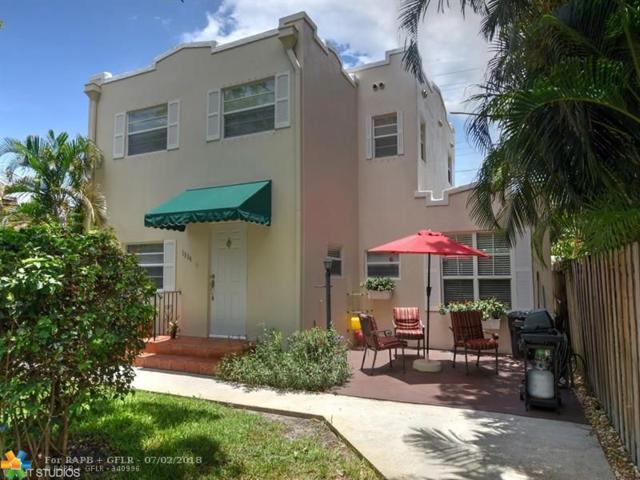 1534 Monroe St, Hollywood, FL 33020 (MLS #F10126281) :: Green Realty Properties